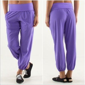Lululemon Om Pant Power Purple